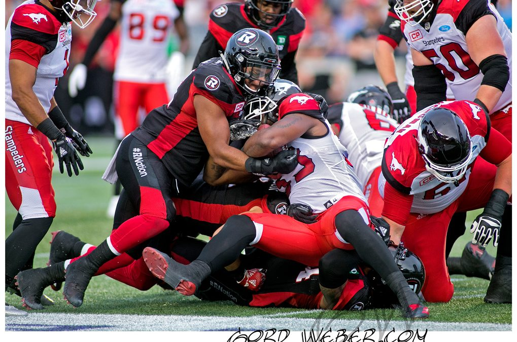 Calgary Stampeders at Ottawa Redblacks