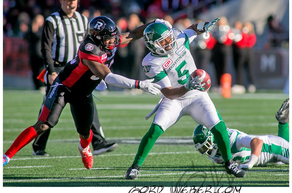 CFL Eastern Semi Finals 2018