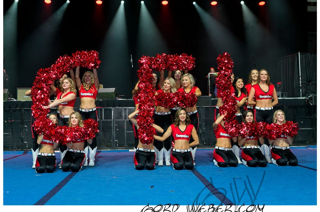 Grey Cup Cheer Extravaganza
